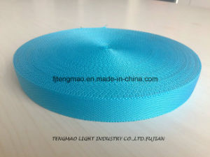 "1.5"" Light Blue PP Webbing for Bags pictures & photos"