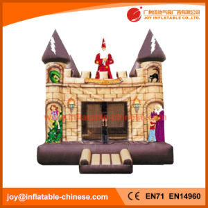 Inflatable Christmas Church Bouncy Castle (T2-111) pictures & photos