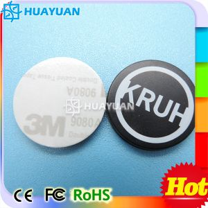 Identity tracking ntag203 ntag213 RFID coin disc tag pictures & photos