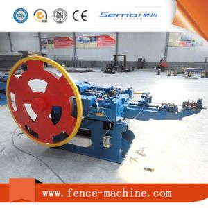 Fully Automatic Nail Making Machine to Make Steel Nails pictures & photos