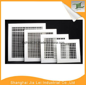 Double Deflection Supply Adjustable Aluminum Ventilation Air Grille pictures & photos