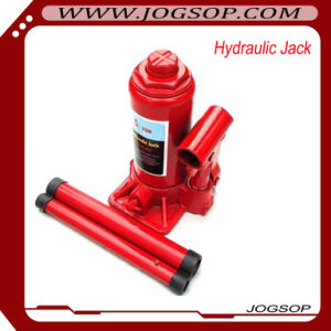 Hydraulic Bottle Jack with Toe Lift Pictures and Details pictures & photos