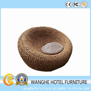 Hotel Outdoor Furniture Patio Rattan Garden Round Lounge Chaise pictures & photos