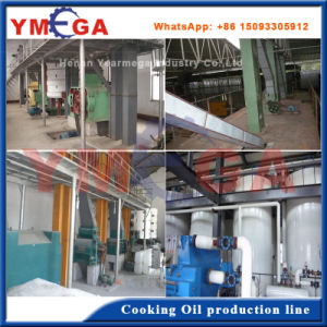Produce Food Grade Cooking Oil Soybean Oil Processing Equipment pictures & photos