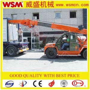 Wsm 10 Tons Heavy Duty Telehandler pictures & photos