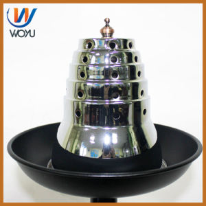 Water Pipe Wind Cap Cover Carbon Cover Charcoal Cover Hookah Wind Cover Cap Nargile Mini Electronic Cigarett Glass Smoking Pipe Glass Water Pipe Shisha Hookah pictures & photos