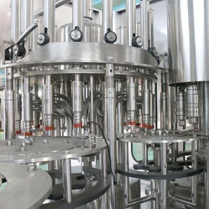 Automatic Fruit Juice Filling Machine (RCGF) pictures & photos