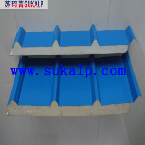 Polyurethane PU Sandwich Panel Sheets for Cold Room pictures & photos