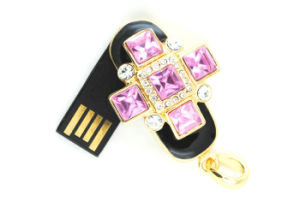 Creative USB Pen Drive Jewelry USB Flash Drive pictures & photos