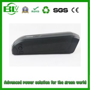 10s6p 36V 15ah E-Bike Battery Dolphine Type Lithium Ion Battery Pack for Electric Bike pictures & photos