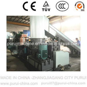 Recycling Film Scrap Pelletizing Granulating Machine pictures & photos