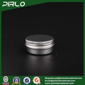 15g, 0.5oz Small Aluminum Screw on Jars Mini Cosmetic Hair Gel Jars pictures & photos