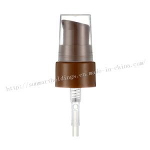 20410 Brown Plastic Spray Pump Wih PP Cap pictures & photos