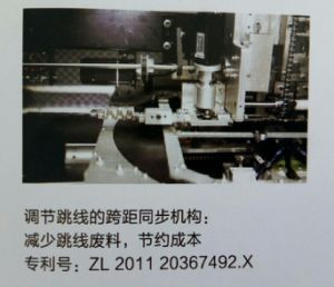 Axial Insert Machine Xzg-4000em-01-20 China Manufacturer pictures & photos