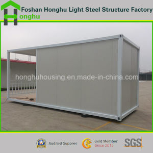 Prefabricated Home Container Mobile Home with Factory Price pictures & photos