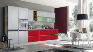 High Glossy Dit Kitchen Cupboard (customized) pictures & photos