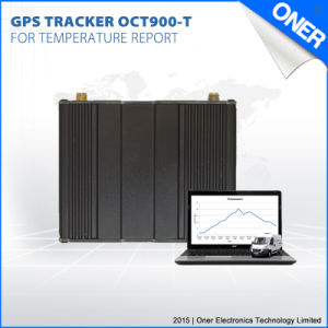 GPS GSM Vehicle Tracker with Teperature Detect pictures & photos