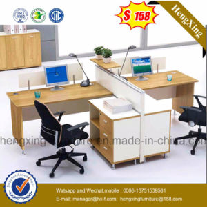 Cheap Office Table Cherry Single Computer Desk Workstation (HX-6M202) pictures & photos