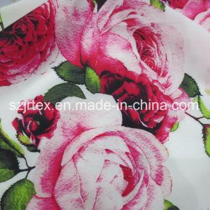 Semi-Dull Nylon Taffeta Fabric with Digital Printing, Waterproof, for Down Jacket & Skin Fabric