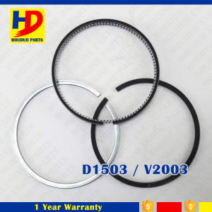 D1503 V2003 D1703 Engine Piston Ring for Kubota Part (1A021-21050) pictures & photos