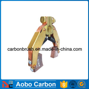 MC19 Copper Carbon Brush Holder and Carbon Brush for Cement Plant pictures & photos