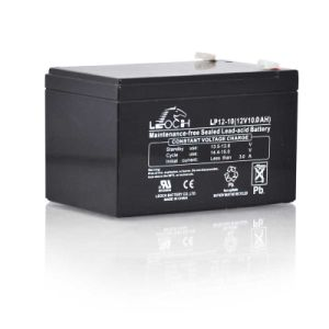 12V10ah Lead Acid Solar Street Lamp Battery