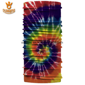 Fast Delivery Cheap Sublimation Printing Polyester Seamless Tubular Bandana pictures & photos