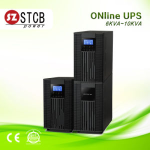 High Frequency Online UPS 10kVA Double Conversion pictures & photos