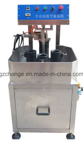 Glass Jar Twist off Glass Bottle Capping Sealing Machine pictures & photos