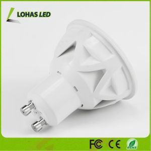 Warm White Cold White SMD Dimmable GU10 LED Spotlight pictures & photos