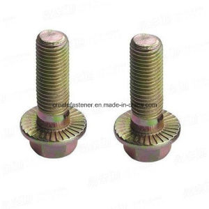 Hex Flange Bolts for DIN6921 pictures & photos