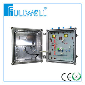 OEM 4 Way Output Outdoor Optical Receiver pictures & photos