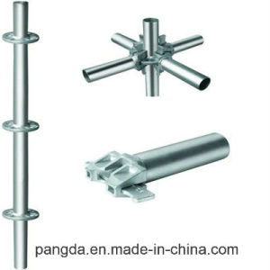 China ISO9001 and SGS Certification Ringlock Scaffold pictures & photos