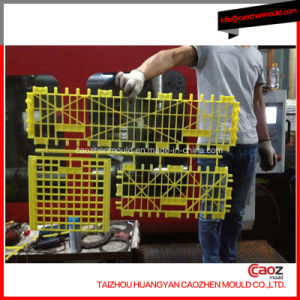 Plastic Injection Poultry Crate Moulding with Good Quality pictures & photos