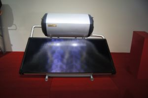 Flat Plate Solar Hot Water Heater pictures & photos