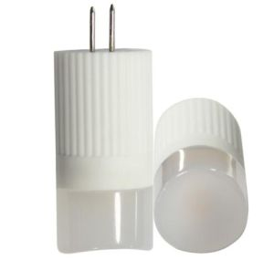 Dimmable 2W LED G4 Light AC/DC 12V Bulb