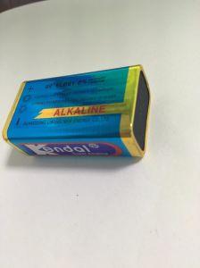 9V 6LR61 Alkaline Battery pictures & photos