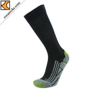 Light Outdoor Ski Coolmax Cotton Socks of Men (161004SK) pictures & photos
