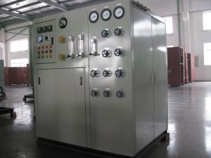 Generator of Gaseous Nitrogen And Hydrogen for Protective Atmosphere - 12061