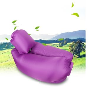 New Fast Inflatable Air Bed with Back Support for Children pictures & photos