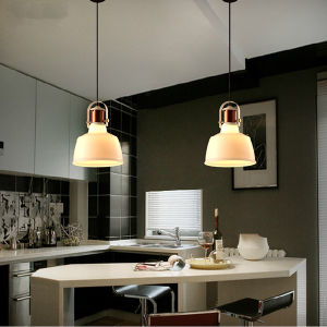 Industrial Glass Pendant Light with Ce Certificated for Living Room pictures & photos