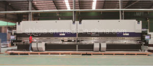 2-Psh Hydraulic Synchronized CNC Press Brake pictures & photos