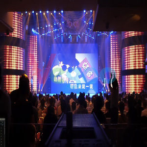 5mm LED Rental Screen HD Indoor Full Color LED Display pictures & photos