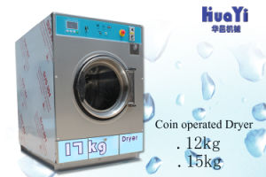 Heavy Duty Automatic Coin Drying Machine Commercial Laundromat Equipment pictures & photos