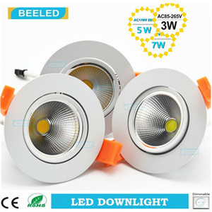 3W LED Ceiling Light Dimmable LED Down Light pictures & photos