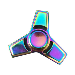 2017 Fashionable Toys Bearing Hand Spinner with Logo (FS017-02) pictures & photos