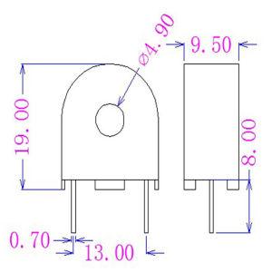 Spmct-5 Micro Current Sensor pictures & photos
