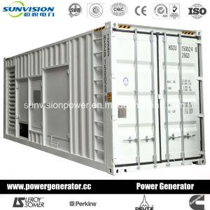 1000kVA Mitsubishi Generating Set, 1mva Mitsubishi Generator pictures & photos