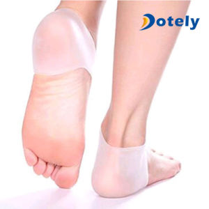 Silicone Gel Heel Protector for Shoes pictures & photos