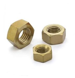 High Quality DIN934 Hex Brass Nuts pictures & photos